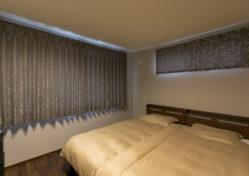 オーダーカーテン施工例2|新築|寝室|みよし市にある【ふとんの青木】東郷町・日進市 ・豊田市からも